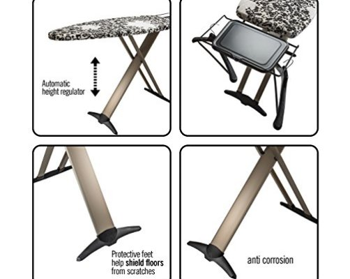 Top 10 Best Ironing Boards For Quilting - Top Reviews : wide ironing board for quilting - Adamdwight.com