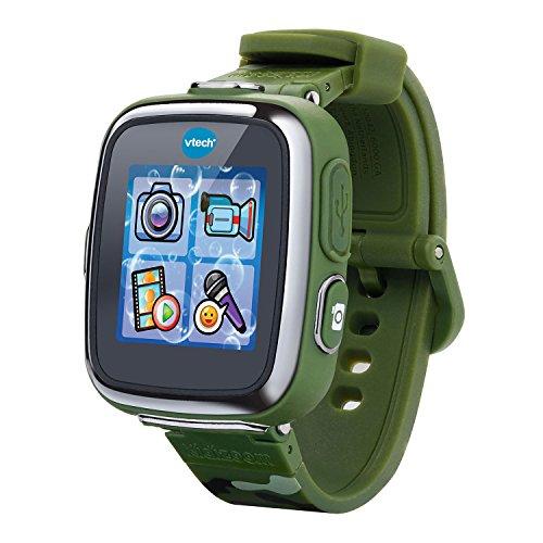 VTech Kidizoom Smartwatch DX - Camouflage - Online Exclusive