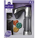Wilton Preferred Press Cookie Press, 13-Piece