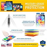 [2 Pack] ArmorSuit MilitaryShield [Case Friendly] Screen Protector for Samsung Galaxy Note 9 - Anti-Bubble HD Clear Film