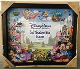 Disney Park Storybook Character 5x7 Shadowbox Colorful Photo Frame Duffy Mickey