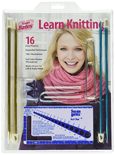 Learning K17380.001 Knitting Teacher Kit