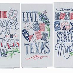 Texas Kitchen Dish Towels