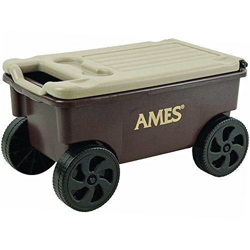 The Ames Companies, Inc 1123047100 Ames Lawn Buddy Lawn Cart