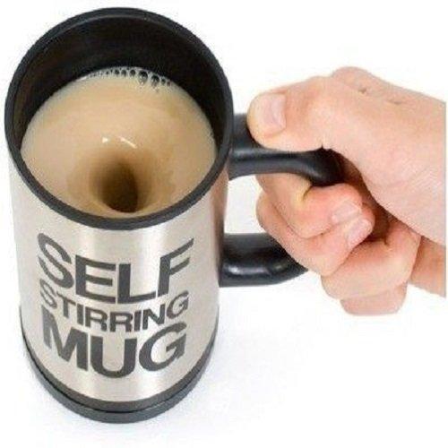 Self Stirring for Tea, Coffee, Hot Chocolate , Soup Mug