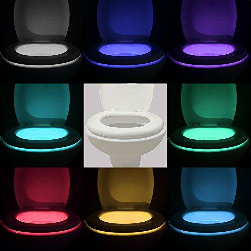Vintar-16-Color-Motion-Sensor-LED-Toilet-Night-Light-Cool-Gadgets5-Stage-Dimmer-Light-DetectionGift-Idea