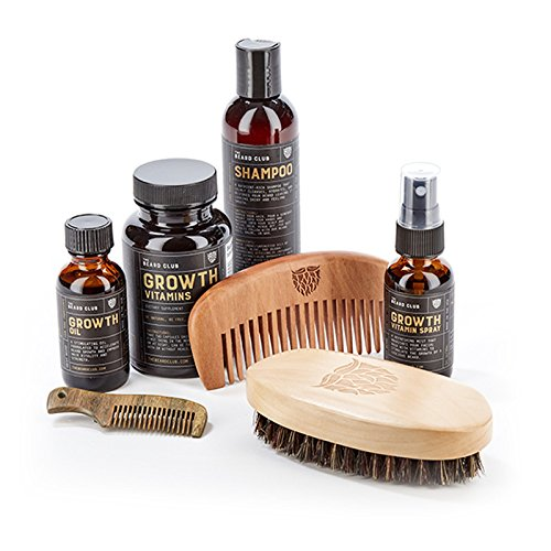 Advanced Beard Growth Kit | The Beard...