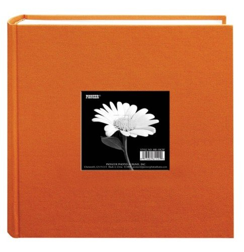 Pioneer Pocket Fabric Frame Cover Photo Album