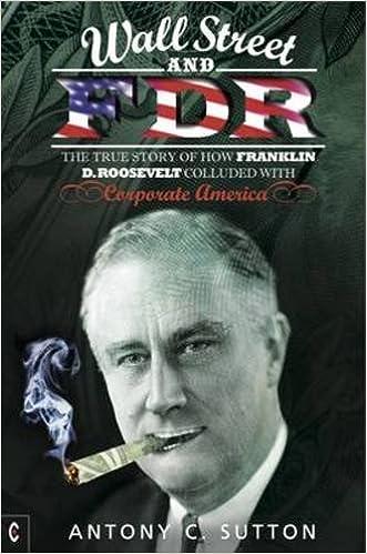 Amazon.com: Wall Street and FDR (9781905570713): Sutton, Antony C ...