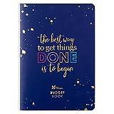 Erin Condren Budget Planner Book: Monthly Expense Planner (PetitePlanner)