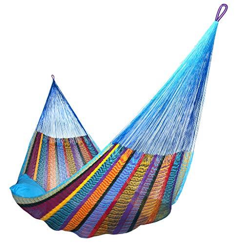 Hammocks Rada- Handmade Yucatan Hammock (Tropical Multicolor)