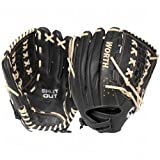 Worth Shut Out Series 12.5-Inch Fastpitch Softball Glove, Left-Hand Throw (SO125X)
