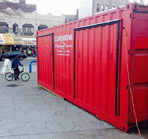 prefab tiny houses red container house