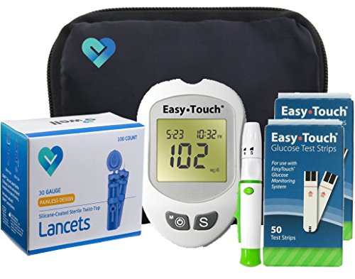 Easy Touch Diabetes Testing Kit