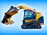 Skid Steer Construction Equipment for Kids