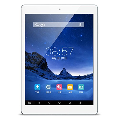 Cube iPlay 8 Tablet PC 7.85 inch Android 6.0 MTK8163 Quad Core 1.3GHz 1GB RAM 16GB ROM Dual WiFi OTG Cameras (Gray)