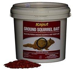 KAPUT ground Squirrel Poison Bait