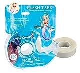 Braza Swim Flash Tape - 1 Roll, Clear, 20 ft