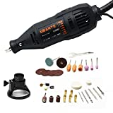 UBANTE U300 Variable Speed Rotary Tool Kit - Versatile Cutting, Engraving, Grinding, Sanding - Lightweight, Handheld Precision for Less Vibration, More Control