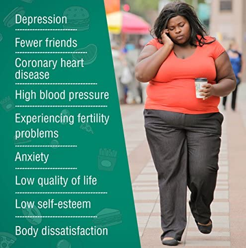 Weight Loss Pills for Women & Men, Herbal Diet Supplements, Natural Fat Burner and Appetite Suppressant That Work Fast, Best Diet Pills 2020 4