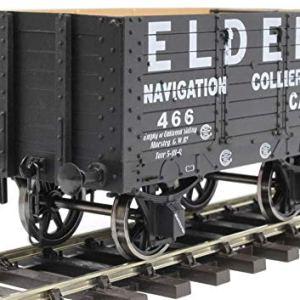 Dapol 7F-073-002 7 Plank Wagon 9′ Wheelbase 3 Door Elders 466 51WnSxrTopL