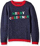 Blizzard Bay Big Boys' Merry Christmas, Black/Red, X-Large
