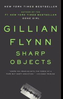 Buy Sharp Objects Book Online at Low Prices in India | Sharp ...