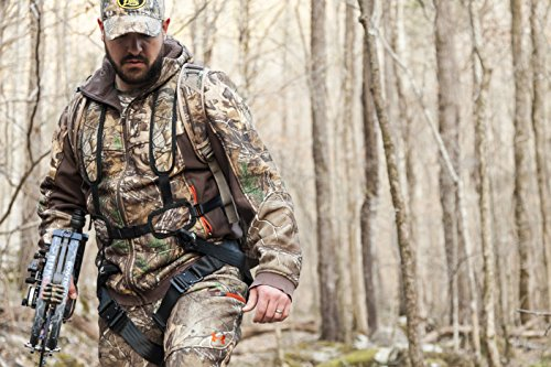 Hunter Safety System X-1 Bowhunter Treestand Safety Harness, Small/Medium
