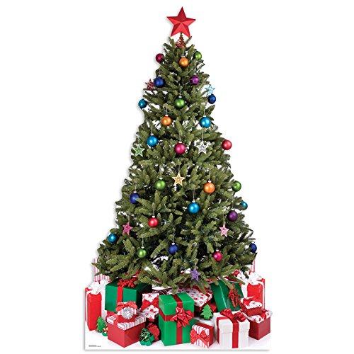 Christmas Tree - Christmas Lifesize Cardboard Cutout / Standee / Standup