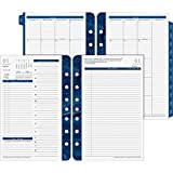 Franklin Covey Classic Monticello Dated Two-Page-Per-Day Planner Refill, 5 1/2 x 8 1/2 (2019)