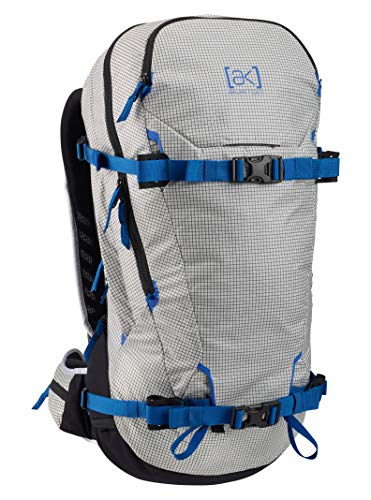 Burton Multi-Season AK Incline 20L Hiking/Backcountry Backpack, Stout White Coated Ripstop