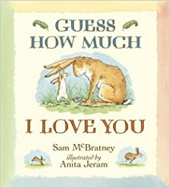 Image result for guess how much l love you sweetheart edition