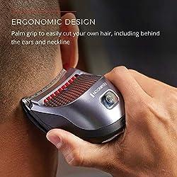 Remington HC4250 Shortcut Pro Self-Haircut Kit, Beard Trimmer, Hair Clippers for Men (13 pieces)  Image 2