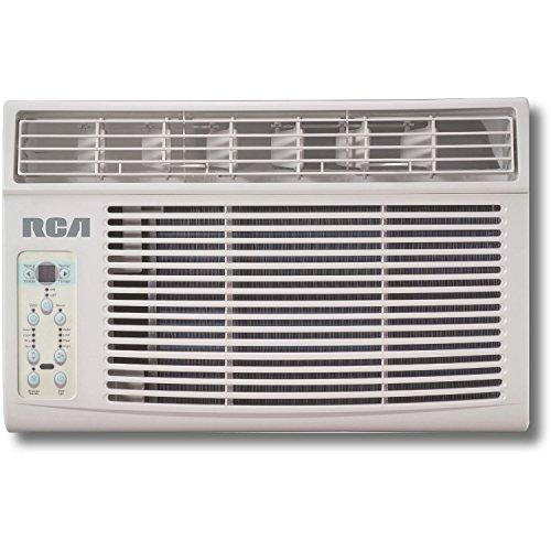 RCA RACE1202E 12,000 BTU 115V Remote Control Window Air Conditioner, White