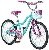 Schwinn Elm Girl's Bike with SmartStart, 20' Wheels, Teal