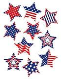 Teacher Created Resources 5285 Patriotic Stars Accents