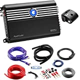 Planet Audio BB2500.1 2500W Mono Amp with Planet Audio 4GPK 4AWG Amp Install Kit