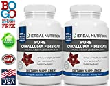 BOGO! Pure Caralluma Fimbriata For Weight Loss | 2 Bottle Pack! | 90 Caps Per Bottle-3 Month Supply in Two Bottles|10:1 Extract Ratio | 1000mg Per Serving| Pure Ingredients Max Results |FREE SHIPPING!