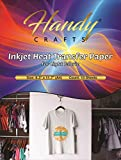 Inkjet Heat Transfer Paper for Light Fabric, 8.3' x 11.7' (A4), 10 Sheets
