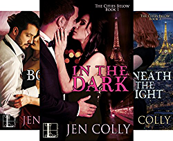 The Cities Below (4 Book Series) by  Jen Colly