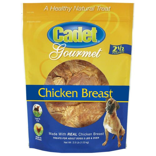 Cadet Gourmet Chicken Breast 2.5 Pound Bag 1