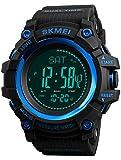 Mens Altimeter Barometer Compass Digital Outdoor Sports Watch Fitness Pedometer Activity Tracker
