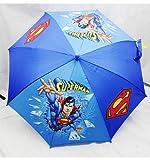 DC Comics Umbrella Superman - Blue New Gift Toys sm1127