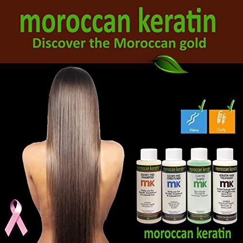 Moroccan Keratin Most Effective Brazilian Keratin Hair Treatment SET 120ML x4 Professional Salon Formula Shipping Available Worldwide