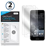 BoxWave HTC One (A9) ClearTouch Crystal (2-Pack) Screen Protector - Ultra Crystal Film Skin to Shield Against Scratches for HTC One (A9)
