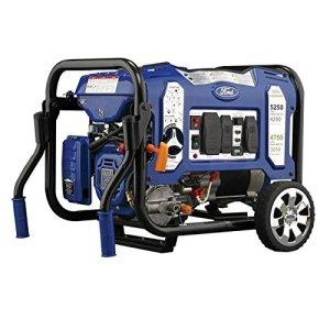 Ford FG5250PBR 5250W Peak Dual Fuel Generator