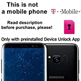T-Mobile USA Unlocking Service for Samsung Galaxy S8, S8+, S7, S7 Edge, J7, ON5 and Other Models with Pre-installed Device Unlock App - Make Your Device More Useful Than Before - Choose Any Carrier at Your Own at Any Time You Need - No Re-lock Lifetime Guarantee