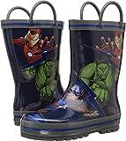 Favorite Characters Unisex Avengers¿ Rain Boot (Toddler/Little Kid) Multi 12 M US Little Kid