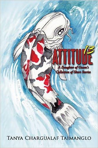 Attitude 13 Book Cover