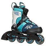 K2 Skate Marlee Boa Inline Skates, Blue/Black/White, Size 1-5